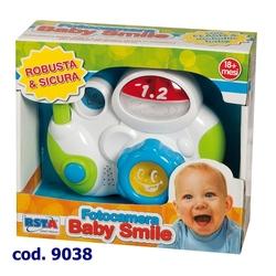 Jucarie pentru bebelus aparat foto