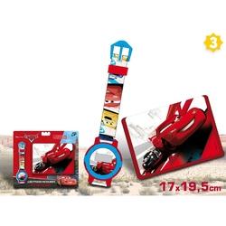 Set cadou ceas mana+portofel Cars