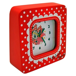 Ceas masa din lemn Minnie Mouse