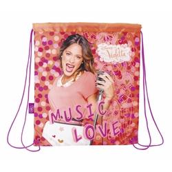 Sac de umar Violetta Love 40 cm