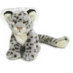 Jucarie din plus Leopard pui 23 cm
