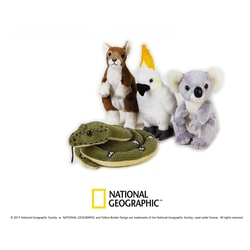 Jucarie din plus National Geographic Animal din Australia