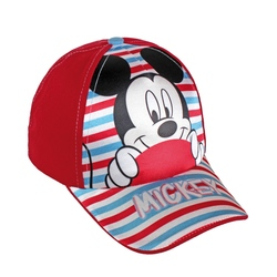 Sapca copii rosie Disney - Mickey Mouse