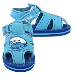 Sandale pentru copii Strumfi-Bleu