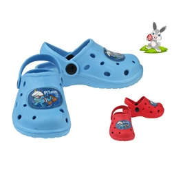 Crocs pentru copii cu Strumfi