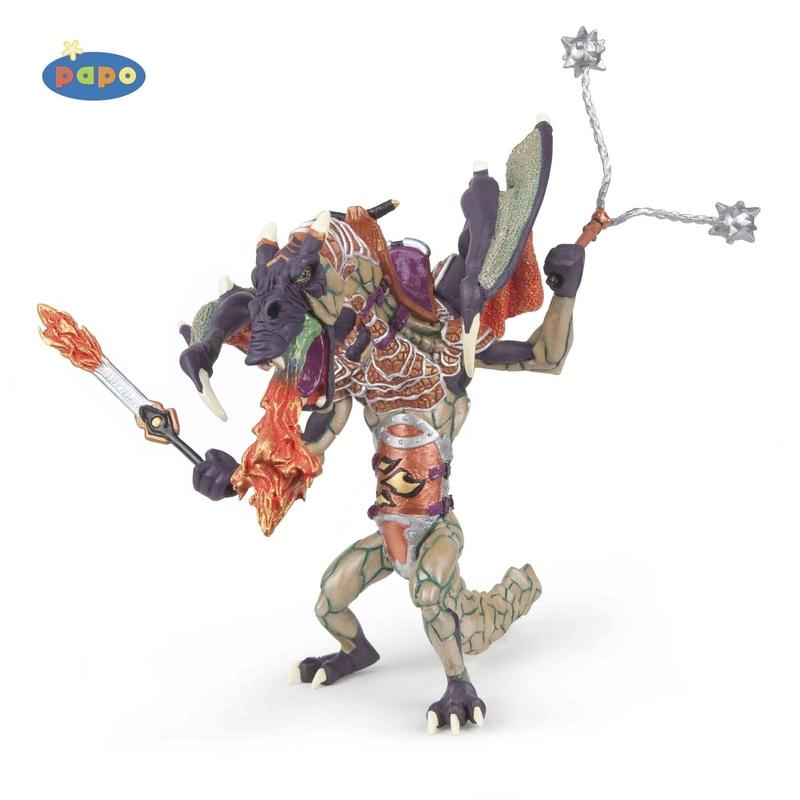 Figurina Papo - Dragonul razboiului