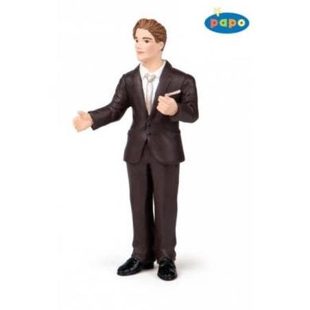 Figurina Papo-Mire in costum