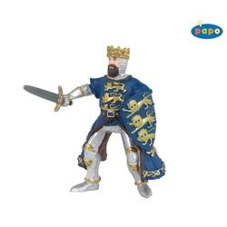 Figurina Papo Regele Richard (albastru)