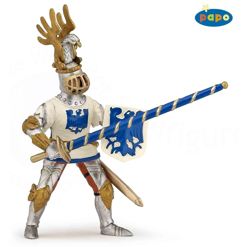 Figurina Papo-Cavalerul William