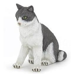 Pisicuta sezand - Figurina Papo