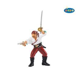 Figurina Papo - Corsar cu arma