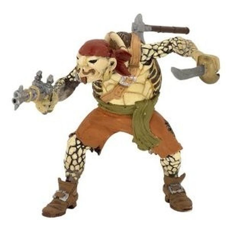 Figurina Papo - Mutant testoasa