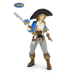 Figurina Papo Pirat femeie blonda