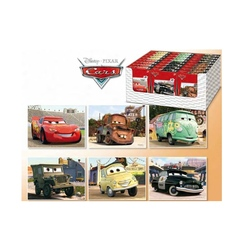 Puzzle 35 piese Disney Cars (6 modele)