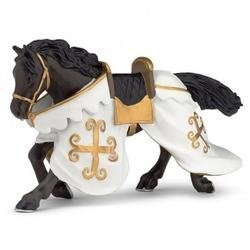 Calul cavalerului cu zale - Figurina Papo