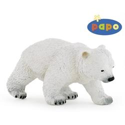 Ursulet polar mergand - Figurina Papo