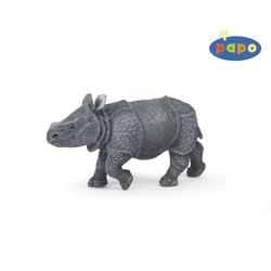 Pui de rinocer indian - Figurina Papo