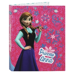 Caiet mecanic 4 inele colectia Frozen II Disney