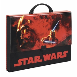 Servieta cu maner din carton colectia Star Wars