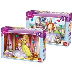 Puzzle Disney Printesa Sofia Intai 24 piese