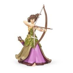 Figurina Papo - Femeia vanator arcas