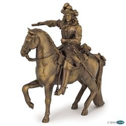 Regele Ludwig XIV - Figurina Papo