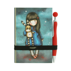 Jurnal Gorjuss cu pix Hush Little Bunny