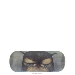 Etui ochelari Eclectic Grumpy Owl