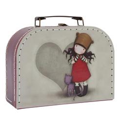 Cutie tip valiza mica Gorjuss - Purrrrrfect Love
