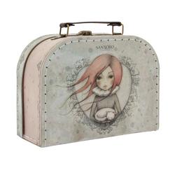 Cutie tip valiza mica Eclectic Travellers