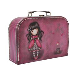 Cutie tip valiza medie Gorjuss Ladybird