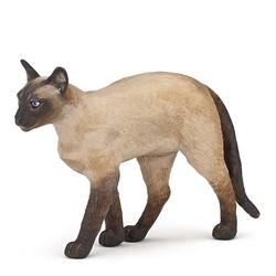 Pisica siameza - Figurina Papo
