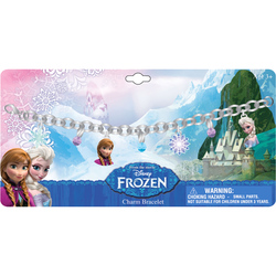 Bratara cu 6 pandantive - Disney Frozen
