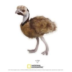 Jucarie din plus National Geografic Emu 44 cm