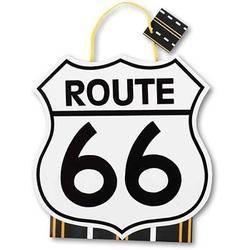 Punga de hartie-Route 66