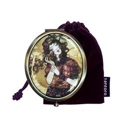 Oglinda ovala in cutie Willow Mechanic of My Heart