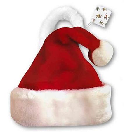 Punga pentru cadou - Santa hat