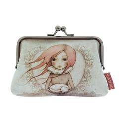 Mirabelle portofel cu clips Travellers Rest