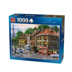 Puzzle 1000 piese Paris Streets