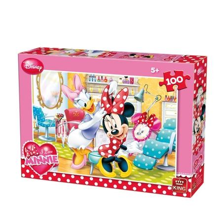 Puzzle Disney Minnie Polka 100 piese