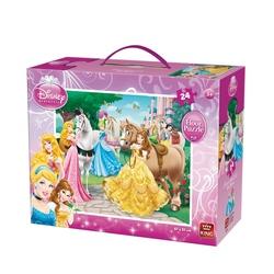 Puzzle 24 piese pentru podea Princess