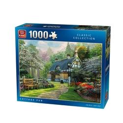 Puzzle 1000 piese Cottage Pub