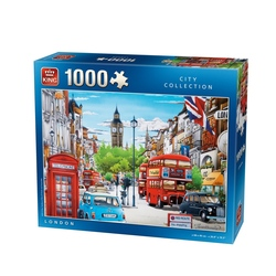 Puzzle 1000 piese London