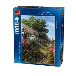 Puzzle 1000 piese Wysteria