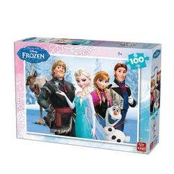 Puzzle Disney Frozen 100 piese