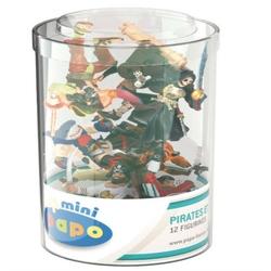 Minifigurine Pirati Set minifigurine jucarii Papo