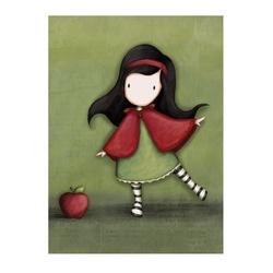 Felicitare Gorjuss - Little Red
