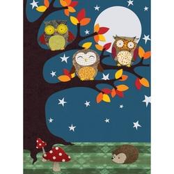 Felicitare Eclectic-Owls
