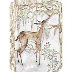 Felicitare Eclectic-The Deer