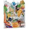 Felicitare 3D Obiective turistice-Swing Cards